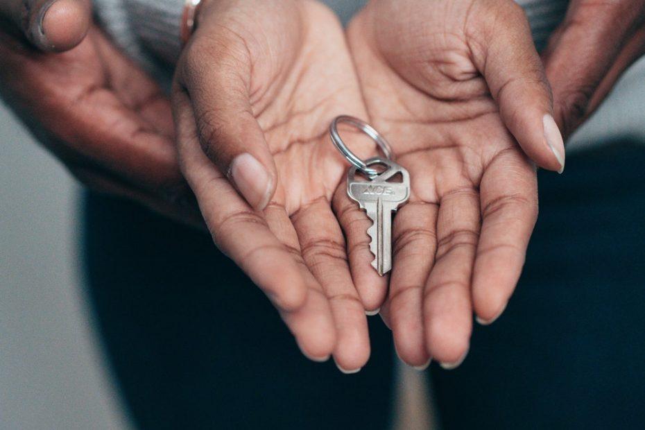 clé de la maison